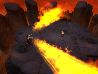 File:Ozai and Aang fight.png