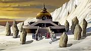 Templo Avatar de la Tribu Agua del Sur