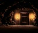 Тюрьма внутри горы