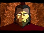 Roku im Avatar Zustand