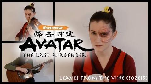 Avatar The Last Airbender MEDLEY Lorelai