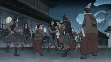 Choun veljekset pidättävät Wanin