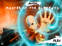 Master of the Elements cover