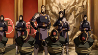 Tarrlok's task force