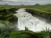 3х04 Водопад