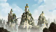 Восточный храм воздуха Корра