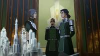 Suyin se niega al gobierno de Kuvira