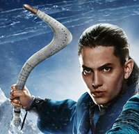 Film - Sokka's boomerang
