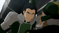 Kuvira berates the governor