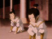 Young Zuko and Azula