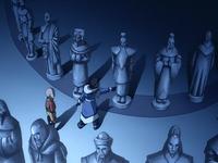 Avatar statues