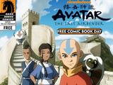 Lista de cómics de Avatar: La Leyenda de Aang