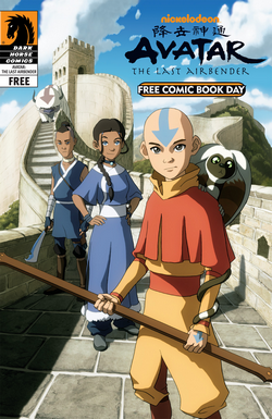Cubierta del libro de Free Comic Book Day