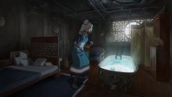 Kya heals Jinora