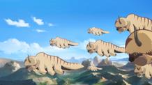 Летающие зубры Корра