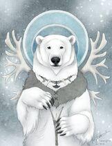 Inuit bear by bear hybrid d7zfkm5-pre
