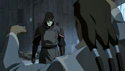 Tarrlok bloedstuurt Amon