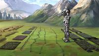 Fuerzas Unidas versus el ejército de Kuvira