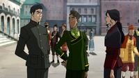 Mako, Wu y Asami