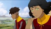 Kai und Opal reden