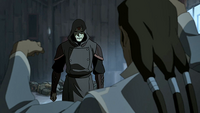 Amon being bloodbent