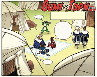 File:Bumi vs. Toph, Round One cover.png