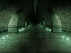 Secret Dai Li headquarters