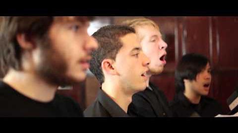 The Avatars - Audire Soundtrack Choir with Dante Basco