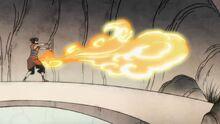 К2х07 Ван перенаправляет пламя