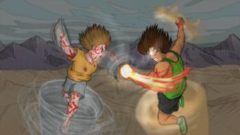 Curse vs Avatar