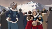 Katara y sus nietos