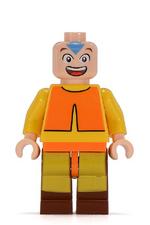 LEGO Aang