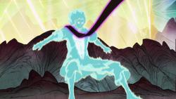 Raava's spirit in Wan