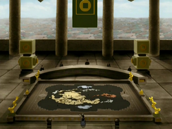 Meeting of the Council of Five