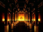 Vuurnatie troonkamer