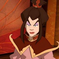 Actress Azula