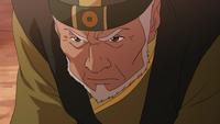 Governor of Yi glares