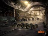 Подземная база Уравнителей