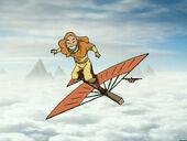 3х06 Гияцо воздушный сёрфинг