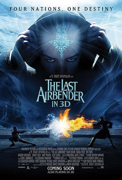 Film The Last Airbender Book 2