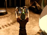 Zuko intentando unirse al Equipo Avatar