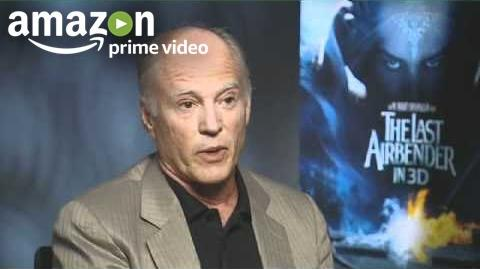 Producer Frank Marshall on The Last Airbender Prime Video