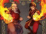 Легенда об Аанге: Наследие Народа Огня