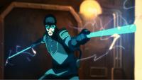 Electrified kali sticks
