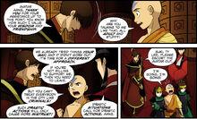 Комикс ДТ3 Зуко просит Аанга уйти