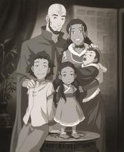 Aangs Familie