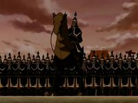 Royal Earthbender Guards