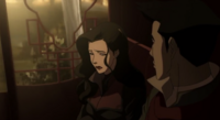 Asami tells about her mother