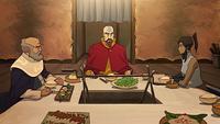 Tenzin pospone el entrenamiento de Aire Control de Korra