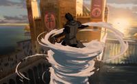 Amon waterbending